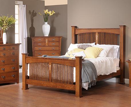 craftsman furniture antique shop bedroom mission motif custom style furniture usa