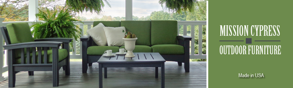 Merveilleux Mission Cypress Outdoor Furniture. Mission Cypress Collection